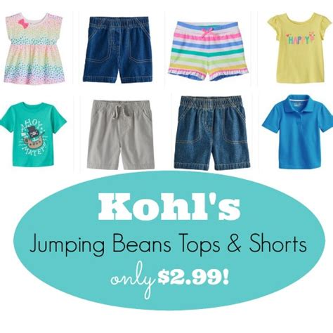 Dress Baby Jumping Beans 2 kohl s 10 30 baby code jumping beans clothes only 2 99