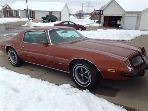 1974 pontiac firebird esprit for sale seller of classic cars 1974 pontiac firebird coral