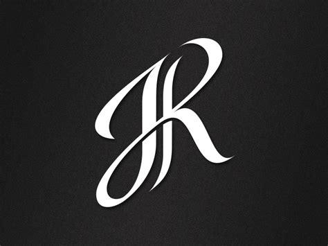 tattoo letters jr jr monogram monograms logos and typography