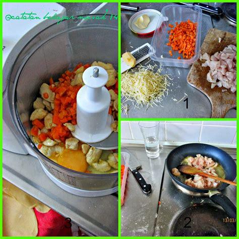 membuat isian cireng tortellini isi ayam saus cream catatan belajar masak