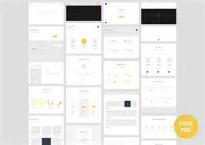 quick not dirty 30 free wireframe style uis mockups and