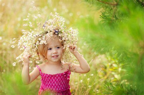bambini e fiori foto di bambini ah44 187 regardsdefemmes