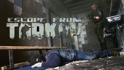 Escape From escape from tarkov for ps4 with release date speculations