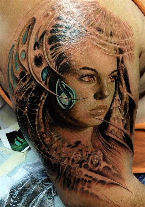 detailed tattoo designs s illusion the beautifully detailed