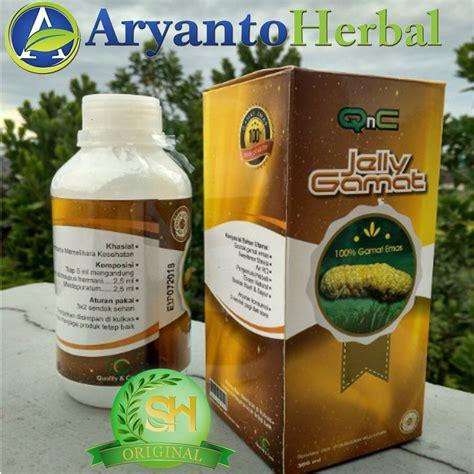 Obat Maag Herbal Alami obat herbal untuk mengatasi maag kronis dengan qnc jelly gamat