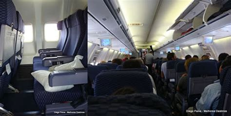 Copa Airlines Interior by Do Ema