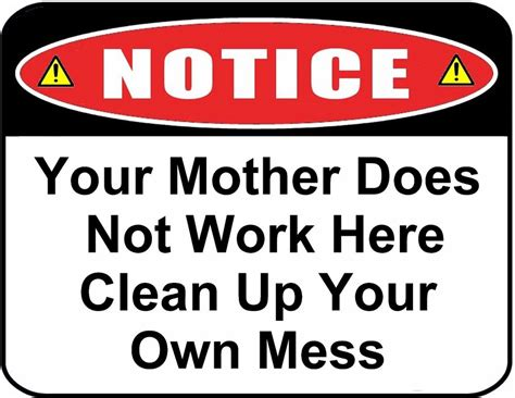 signs your is sign quot your does not work here quot 9 x 11 5 laminated sign ebay