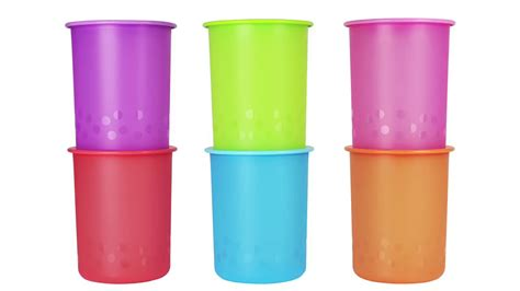 Dot Tupperware polka dot one touch set 65 97321004
