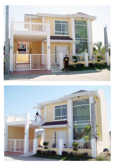 house construction loan philippines finished projects of house construction with loan assistance from contractors in the