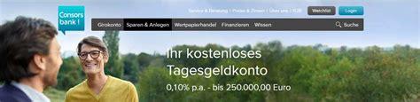 deutsche bank tagesgeld zinsen consorsbank tagesgeld erfahrungen zinsgarantie sichern