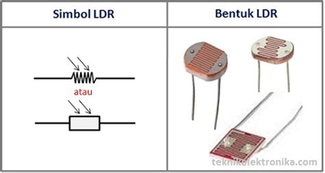 definisi light dependent resistor pengertian ldr light dependent resistor dan cara mengukur ldr