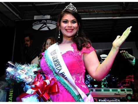 Miss Paraguay Gordita | conoce a miss gordita paraguay 2015 ganadora del certamen