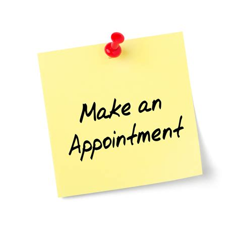 make appointment in calendar schedule your plan review appointment