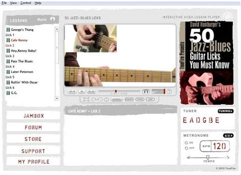 free download tutorial belajar gitar tutorial belajar gitar jazz dengan software dan video