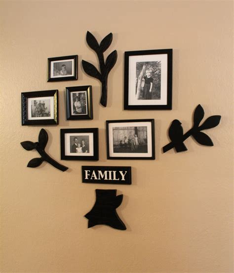 family picture frame ideas 30 family picture frame wall ideas