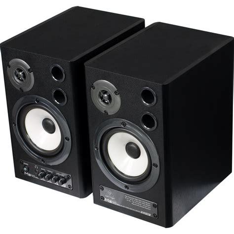 Monitor Speaker behringer ms40 powered studio monitor speakers belfield