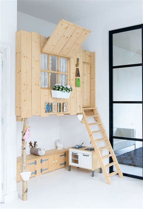 Tree House Bunk Bed Plans 17 Best Ideas About Tree House Beds On Pinterest Indoor Tree House Bedroom And Kid Beds