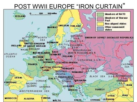 iron curtain ww2 the cold war full story s white