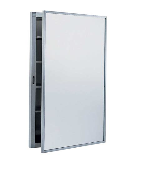 Recessed Mirrored Medicine Cabinet Recessed Medicine Cabinet No Mirror Homesfeed