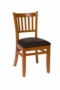 Commercial Dining Chairs Commercial Wooden Vertical Back Dining Chair Bar Restaurant Furniture Tables Chairs And