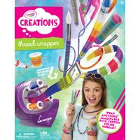 crayola creations printable fabric instructions crayola creations thread wrapper