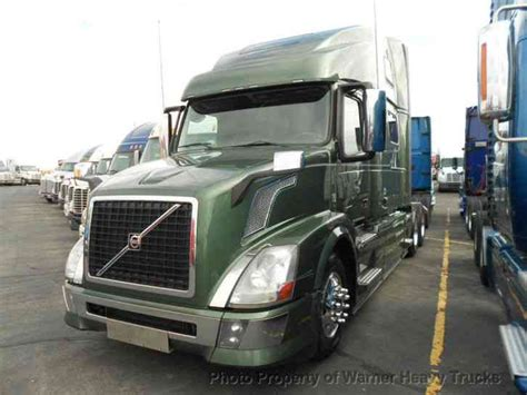 2014 volvo semi truck volvo 780 2014 sleeper semi trucks