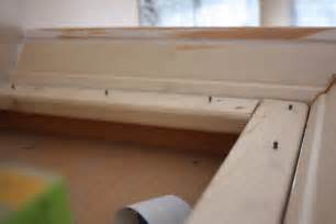how to install molding on kitchen cabinets kitchen cabinet crown molding installation