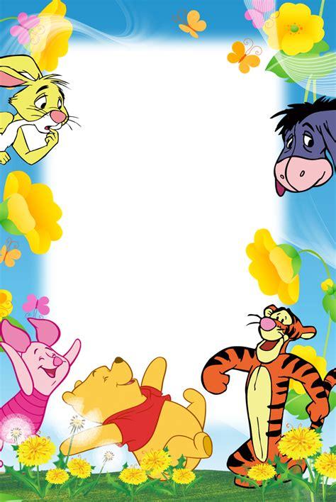 imagenes de winnie pooh en alta resolucion cadre au format png digi art disney pinterest