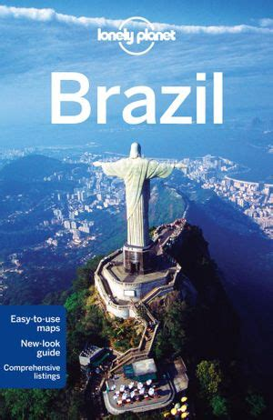booktopia brazil lonely planet travel guide  edition  lonely planet