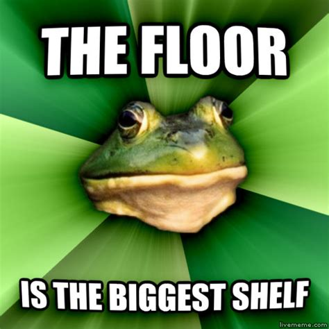 Bachelor Frog Memes - livememe com foul bachelor frog