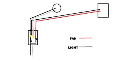 wiring bathroom fan with light need help to wire in a broan fan light combination and tie