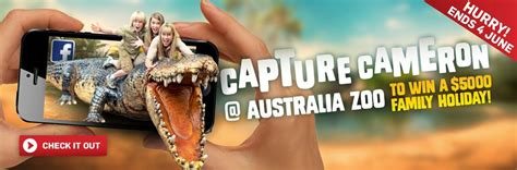 Australiazoo Com Au Giveaway - australia zoo home of the crocodile hunter conservation through exciting