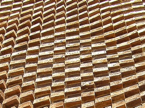 sstudiomm s negative precision project explores alternative brick laying patterns