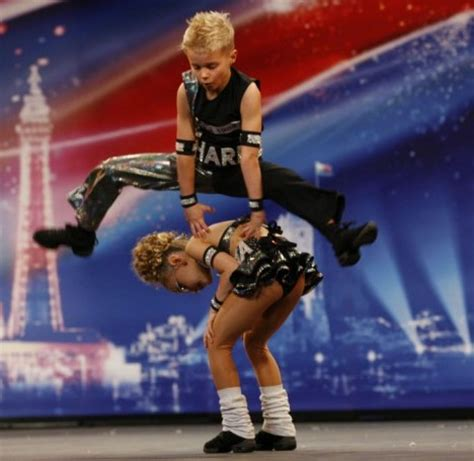 britain's got talent: the bizarre britney wannabe who had