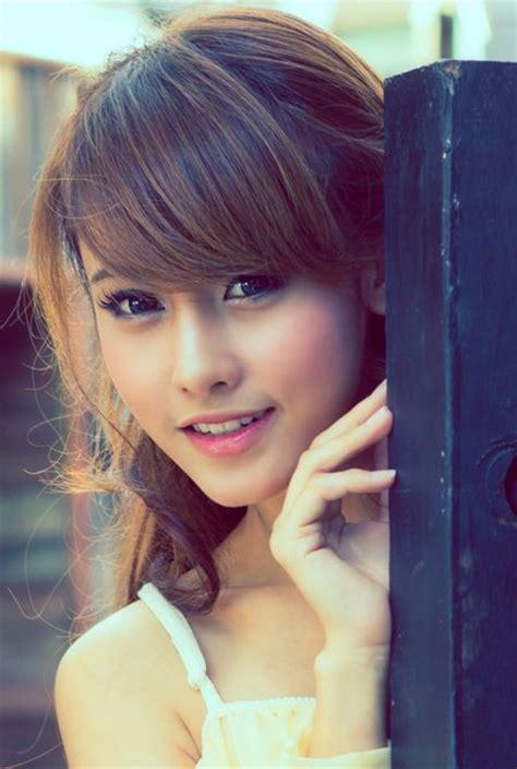 asian stars with bangs 204 best khmer celebrities images on pinterest khmer