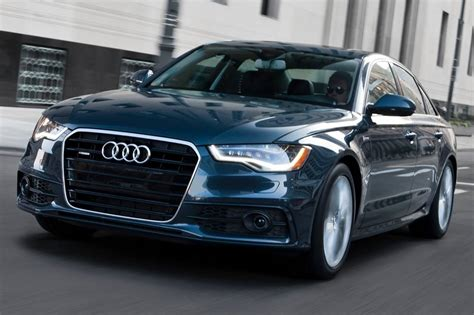 audi a 6 2013 used 2013 audi a6 for sale pricing features edmunds