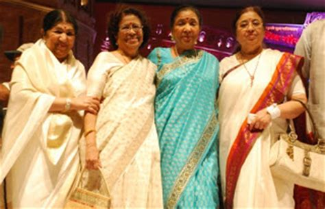 lata mangeshkar family tree members upcoming movies songs