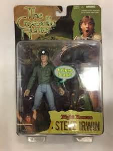 Company To Make Steve Irwin Figure by Crocodiles For Sale Collectibles Everywhere