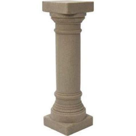 decorative columns home depot decorative plastic roman columns decorative pillars and