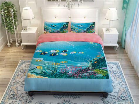 tropical fish comforter popular aquarium bedding buy cheap aquarium bedding lots