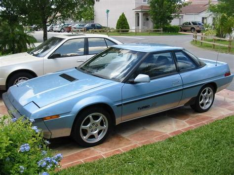 car owners manuals for sale 1987 subaru xt parental controls avatar382 1987 subaru xt specs photos modification info