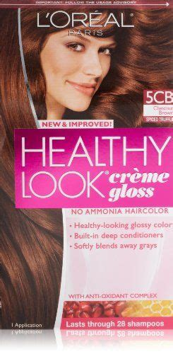 Im Looking For Hair Dyes That Match Loreals Healthy Hair Sweet Cherry | dyeing my hair with l oreal paris healthy look hair color