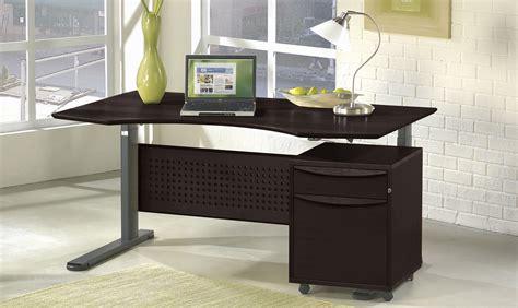 Motorized Sit Stand Desk Motorized Sit Stand Desk Best Home Design 2018