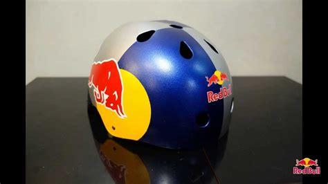 Helm Aufkleber Red Bull by My Red Bull Helmet Youtube