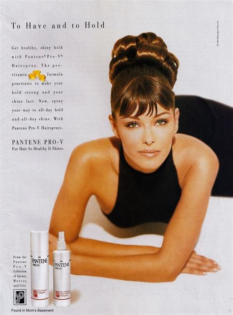 hair ads 1990s ads for pantene haircare products found in mom s