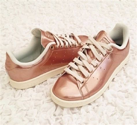 shoes adidas metallic shoes pink shoes pastel sneakers pink blush pink dusty pink pink