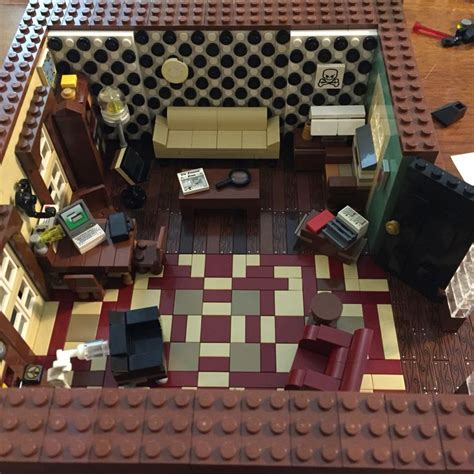 86 best lego living room images on pinterest lego ideas