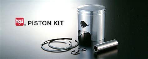 Kaliper Beat Thailand 2 Piston Quality piston kit for honda etc motorcycle