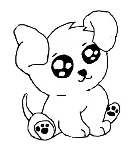 puppies drawings anime puppy by darknessrising1 on deviantart