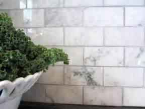 marble subway tile backsplash nostalgia and now subway tiles and their origins